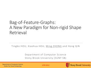 Bag-of-Feature-Graphs:  A New Paradigm for Non-rigid Shape Retrieval