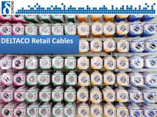 DELTACO  Retail  Cables