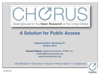 A Solution for Public Access