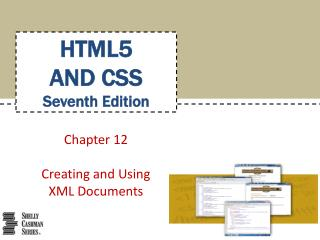 HTML5  AND CSS Seventh Edition