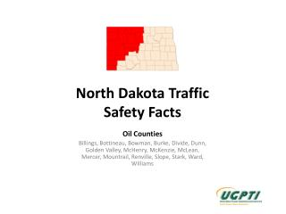 North Dakota Traffic Safety Facts