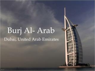 Burj Al- Arab