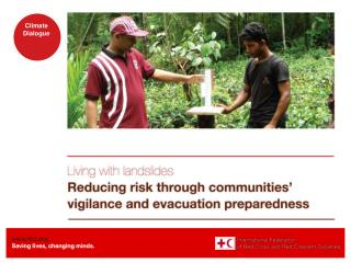 Key steps of the Community Based DRR Project in Sri Lanka