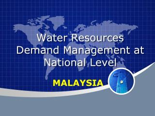 Water Resources Demand Management at National Level