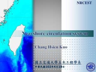 Nearshore  circulation system