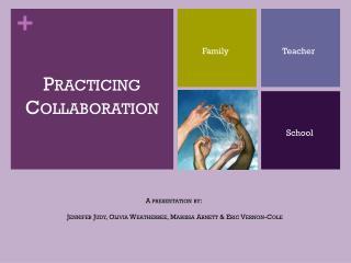 A presentation by:  Jennifer Judy, Olivia  Weatherbee , Marissa Arnett & Eric Vernon-Cole