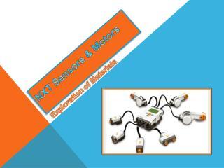 NXT  Sensors & Motors