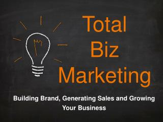 Total Biz Marketing