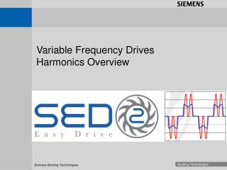 Variable Frequency Drives Harmonics Overview