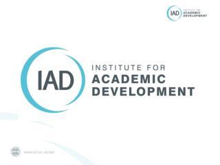 IAD Mission