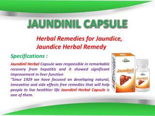 Jaundinil Capsule