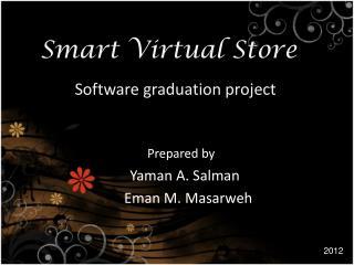 Smart  Virtual Store