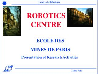 ROBOTI CS CENTRE