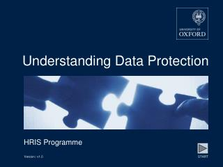 Understanding Data Protection