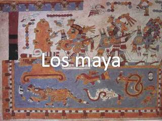 Los  maya