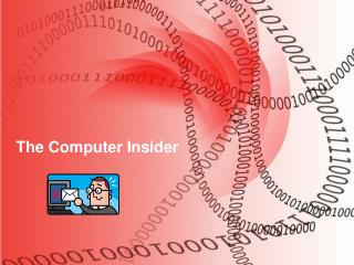 The Computer Insider