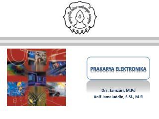 Prakarya elektronika