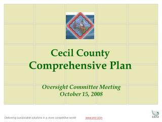 Cecil County   Comprehensive Plan