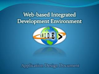 Web-based Integrated Development Environment
