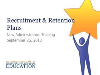 Recruitment & Retention Plans