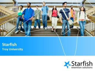 Starfish  Troy University