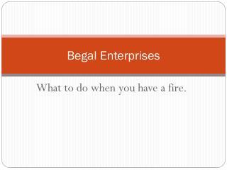 Begal Enterprises