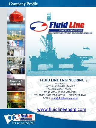 FLUID LINE ENGINEERING  (  JM0630516-U)