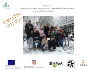 CROATIA 2011-2013