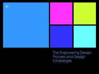 The Engineering Design Process and Design Challenges