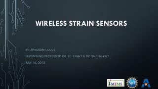 wireless strain sensors