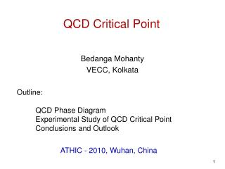 QCD Critical Point