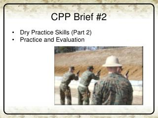 CPP Brief #2