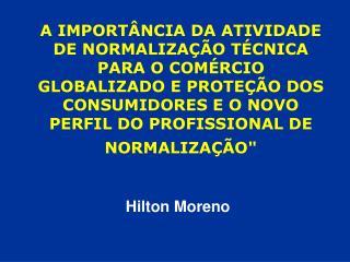 Hilton Moreno