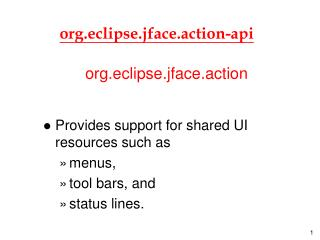 org.eclipse.jface.action-api