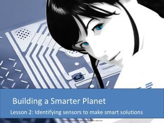 Building a Smarter Planet