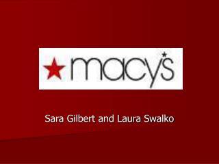 Sara Gilbert and Laura Swalko
