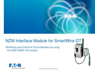 NZM Interface Module for  SmartWire -DT