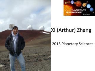 Xi (Arthur) Zhang