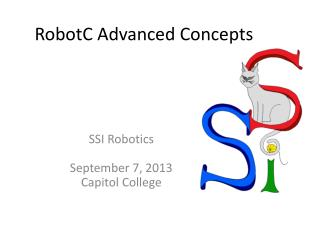 RobotC  Advanced Concepts