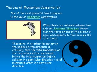 The Law of Momentum Conservation