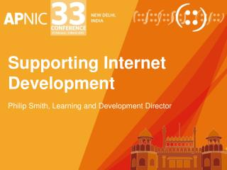 Supporting Internet Development