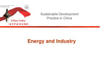 Energy and Industry