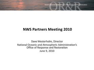 NWS Partners Meeting 2010