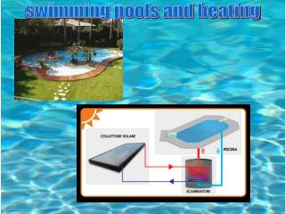 swimming pools and heating
