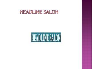 HeadLine Salon PPT