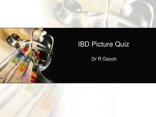 IBD Picture Quiz