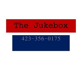 The Jukebox