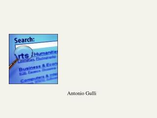 Antonio Gulli