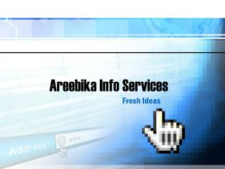 Areebika Info Services