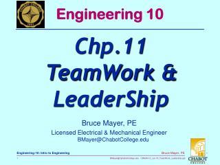 Engineering 10